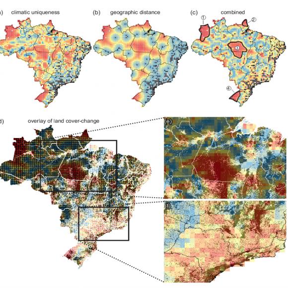 Biodiversidade Brasileira: Dados Atuais (2016)