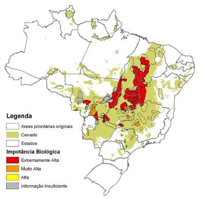 Conservação do domínio do cerrado