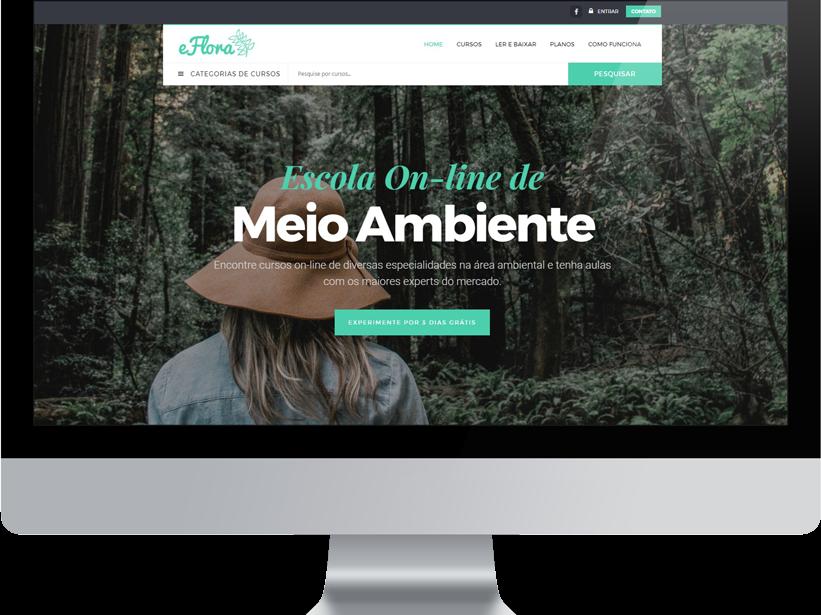 Escola On-line de Educação Ambiental e Botânica – Portal eFlora